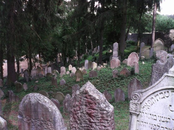 Zahrada mrtvých Třebíč