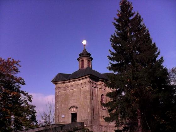 22.Kaple Panny Marie Sněžné